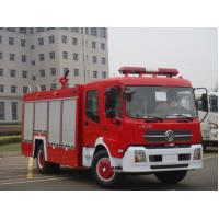 Buy cheap Diesel Type Special Purpose Trucks / Fire Fighting Truck For Fire Rescue from wholesalers