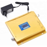 Buy cheap 2G 3G 4G Amplifier 850 1900mhz Dual Band Signal Repeater from wholesalers