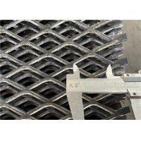 Buy cheap 0.5mm Thickness Heavy Duty 1.22x2.44m Diamond Mesh Sheets from wholesalers