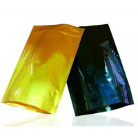 Buy cheap resealable plastic zip lock stand up pouch for food , tea stand up bag from wholesalers