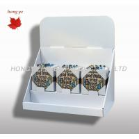 Buy cheap Table Top Display Cases For Toy , Silk Screen Display Packaging Boxes from wholesalers