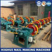 Buy cheap Professional Z94-5c Automatic Nail Making Machine Producer from wholesalers