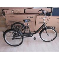 Buy cheap 24 Shimano 6 speed steel tricycle from wholesalers