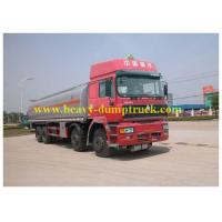 Buy cheap Vacuum Tank Trailer 27 CBM with stainless steel fiber reinforced from wholesalers