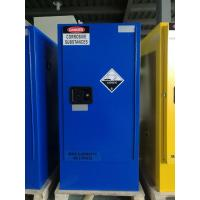 Buy cheap Acid Corrosive Storage Safety Cabinets 60Litres laborotary biochemical storage from wholesalers
