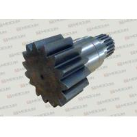 Buy cheap Komatsu PC200-7 Excavator Slewing Large Vertical Gear Shaft With Steel Material from wholesalers
