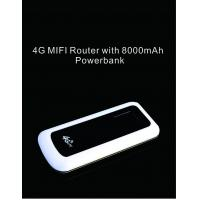 Buy cheap Mimo 2*2 antennas 4g lte pocket hotspot support  WPS support 32 users product