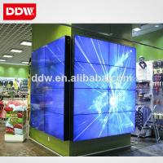 Buy cheap 47 inch wall mount LG video wall HDMI/DVI/VGA/AV/YPBPR/IP 1920x1080 DDW-LW470DUN-TFB1 from wholesalers