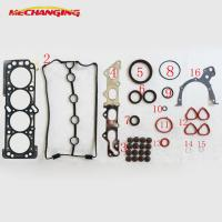 Buy cheap For DAEWOO KALOS F14D5 F14D3 F16D3 METAL Engine seal gasket Engine Rebuilding Kits Auto Parts Engine Parts 52261100 from wholesalers