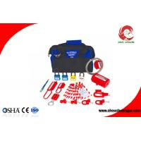 Buy cheap Departmental and Group Safety Lockout Kit ZC-Z13 , Electrical isolation combination bag from wholesalers