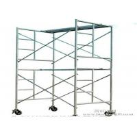 Buy cheap Ladder Scaffolding Frame System Safety A Scaffolding Climbing Frame Customized Size from wholesalers