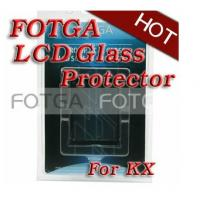 Buy cheap Anti-UV Pro Lcd Optical FOTGA Glass Protector for Sony HX1 HX-1 6 Layers from wholesalers