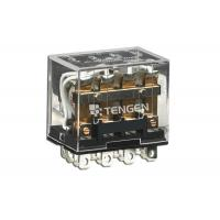 Buy cheap Miniature Electromagnetic Relay AC 6V~220V DC 6V~110V High Reliability from wholesalers