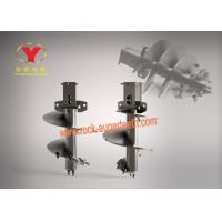 Buy cheap Good Elasticity Rock Drilling Tools , Wear Resistance Earth Auger Bit Parts from wholesalers
