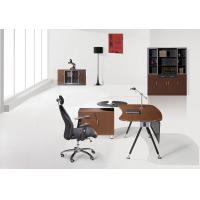 Buy cheap Home Family Computer Desk Melamine With Faced Chipboard Material from wholesalers
