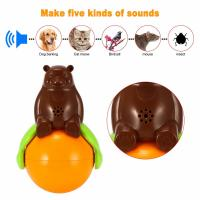 Buy cheap 4.2v Cute Pet Toys Sound And Light Ball Lr44 Battery Five Kinds Of Sounds from wholesalers