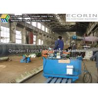 Buy cheap Continuous FRP Winding Machine For Glass Steel Storage Tanks / Pipelines Production from wholesalers