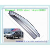 Buy cheap Window visor for Hyundai IX35 2010+ [ injection moulding , dark transperant color ] from wholesalers