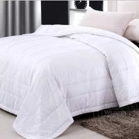 Buy cheap Hotel supplies wholesale 100% cotton bedding set from wholesalers