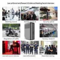 Buy cheap 1080P FULL HD Wifi Police Wearing Body Cameras 10 Hours Recording product