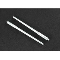 Lead Shaft Hardened Aluminum Dowel Pins Silver Oxidation 5 X 65 mm