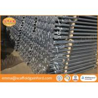 Buy cheap Scaffolding steel supporting shoring prop Spanish light duty steel prop with painted 1.6-3.0M for template from wholesalers