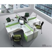 Buy cheap 4 seat office partition workstation,4 seat office cubicle,#JO-7010 from wholesalers