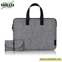 Buy cheap Laptop Sleeve Case New Arrival Wool felt Laptop Case Bag for MacBook Air Pro from wholesalers