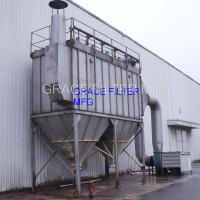Buy cheap Bio Bag Filters Fabric Filter Dust Collector Filter Industrial Dust Collector from wholesalers