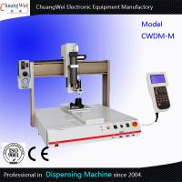 Buy cheap 3 Axis Desktop Robotic Automated Dispensing Machines / Systems from wholesalers