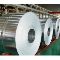 Buy cheap PE / PVDF Color Coated Aluminum Coil 900 - 1500mm Width Excellent Surface Flatness from wholesalers