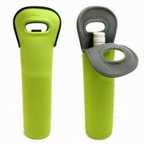 Buy cheap Neoprene Wine Bottle Cooler Bags/Wine Bottle Holder for 1 Wine Bottle Capacity Design product