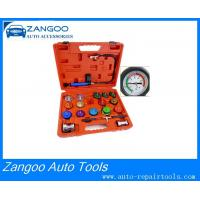 Buy cheap Engine Testing Tools 21 Pcs Radiator Pressure Tester And Vacuum Type Cooling System Kit from wholesalers