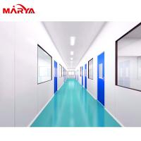 Buy cheap Air Shower Pharmaceutical Clean Room Stainless Steel Material GMP Certificated from wholesalers