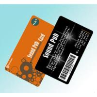 Buy cheap Mifare Classic MF1 IC S50 Mifare 1K standards card from wholesalers