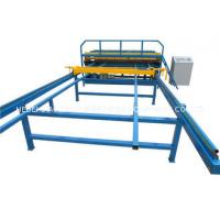 Buy cheap 3-6mm Welded Mesh Anti Climb Fence Machine from wholesalers