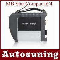 Buy cheap Mercedes Benz Star Compact C4 / MB Star C4 / mb sd connect C4 star with dell laptop from wholesalers