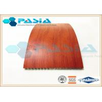 Buy cheap Fire Proof Honeycomb Wall Panels With HPL High Pressure Laminate Partition Use from wholesalers