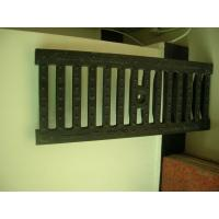 Buy cheap drainage products polymer drainage channel with iron casting grate cover  Manufacture made from wholesalers