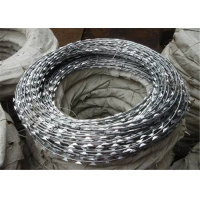 Buy cheap Stainless Steel Razor Barbed Wire/Hot Dipped Galvanized Barbed Wire/Barbed Wire Fence from wholesalers