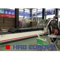 Buy cheap Automatic Type Fcorrugated Laminating Machine For Making Wine Box from wholesalers