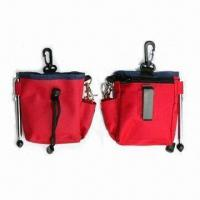 Buy cheap Dog Training Treat Bag, Made with Water-resistant Nylon from wholesalers