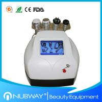 Buy cheap Manufacturer of Vacuum Tripolar RF Cavitation Radio Frequency Machine For Body Slimming from wholesalers