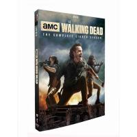 Buy cheap 2018 hot sell The Walking Dead Season 8 5DVD Region 1 DVD movies region 1 Adult movies Tv series Tv show Drop shipping from wholesalers