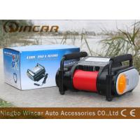 Buy cheap 12v Automatic Digital Portable Air Compressor 100PSI High Performance from wholesalers
