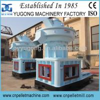 Buy cheap Model LGX-900 Double Layer Rind Dies Wood Pellet Machine product