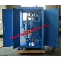 Buy cheap 10KV to 110KV Transformer Oil Purifier Machine, Dielectric Oil Filtering Unit,insulation oil treatment plant factory from wholesalers