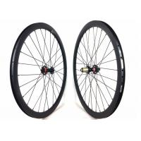 Buy cheap Novatec 791 792 Road Disc Wheel 38MM Bicycle Cycling Carbon Wheels Disc Brake from wholesalers
