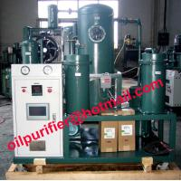 Buy cheap turbine oil purifier plant/turbine oil filtration with PLC/ turbine oil treatment device from wholesalers