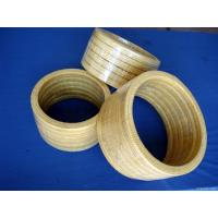 Buy cheap High Resilience Kevlar Gland packing Low Cold Flow Chemical resistance from wholesalers